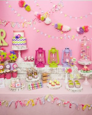 Birthday Party For Girls